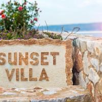 Villa SunSet in Kokkino Chorio