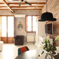 Lovely loft near Barcelona center