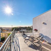 Centragence - les terrasse de Gairaut - Vue mer