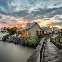 Waterrijk Oesterdam villas