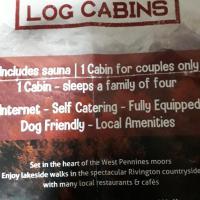 G&A log cabins