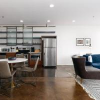 Federal Reserve Luxury Loft by Mint House