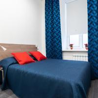 Apartment on Leningradsky 9