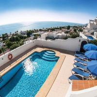Mojacar Playa Villa Sleeps 8 Air Con WiFi