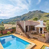 Cala San Vicente Villa Sleeps 8 Air Con WiFi