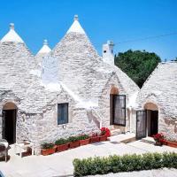 Locorotondo Villa Sleeps 4 Air Con WiFi
