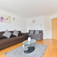 Canary Wharf Apartment Sleeps 4 WiFi