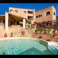 Samonas Villa Sleeps 4 Pool Air Con WiFi T626474