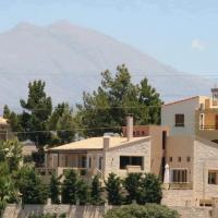 Roussospiti Villa Sleeps 10 Pool Air Con WiFi