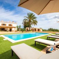 Portol Villa Sleeps 8 Pool Air Con WiFi