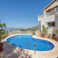 Altea la Vella Villa Sleeps 8 Air Con WiFi