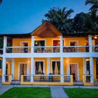 Luxury suites in heritage property South Goa