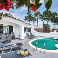 Vale do Lobo Villa Sleeps 6 Pool Air Con T607941