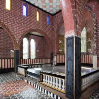 La Chapelle de verre, un lieu unique au monde
