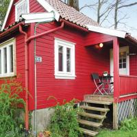 Two-Bedroom Holiday Home in Brusand