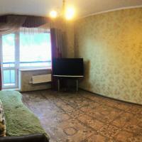 Two Rooms Apartment on Zhdanovykh