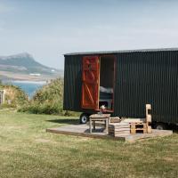 Porthselau Shepherds Hut