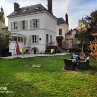 Maison familliale en coeur de ville avec jardin à Dreux