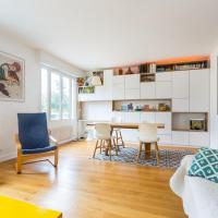 Beautiful and spacious flat - Vincennes