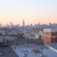 Top Floor Duplex Manhattan Views Throughout