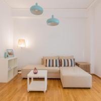 Cozy apartment at Acropolis Museum