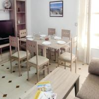 Three-Bedroom Apartment in Aguilas