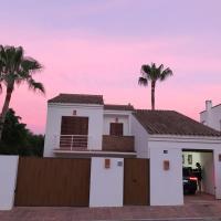 Frontline luxury golf villa in La Cala Golf Resort