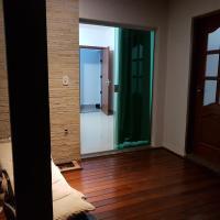 Quarto com Varanda - Casa do Edson