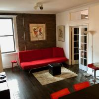 3 Bed + 2 Bath Trendy Upper Eastside Apartment