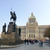 Prague Palace - Wenceslas Square