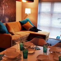 Brand New Chic & Luxury Flat near NEC/Airport/Resorts World/Business Park