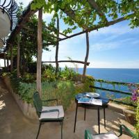 Praiano Villa Sleeps 8 Pool Air Con WiFi