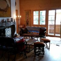 Gstaad Beautiful luxury apartment by the river