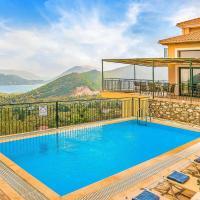 Agios Christoforos Villa Sleeps 6 Air Con WiFi