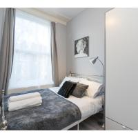Modern & Cosy Studio for 2 in West London