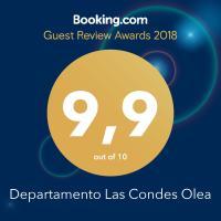Departamento Las Condes Olea