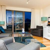 Modern 2 Bedroom Apartment with Amazing View