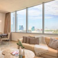 Elegant Apartment with a Full View of Dubai