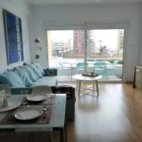 Beautiful 1 Bed Apt. By the sea
