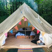 Catlins Glamping Tent