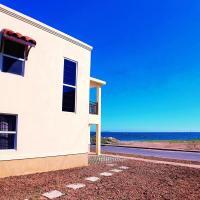 Breezy Beachfront Villa