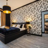 Golden Prague Rooms