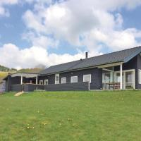 Three-Bedroom Holiday Home in Haarby