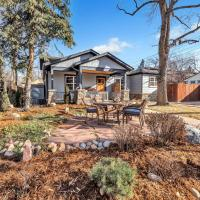 Downtown Boulder Home! Steps to Pearl Street, CU and Hiking!