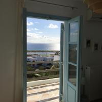 Naxos luxury villa Stelida