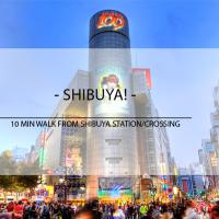 Shibuya, Walk to Shibuya crossing