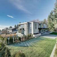 West Vancouver Contemporary Living Experience
