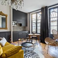 The Secret -Appart- Place des Terreaux - Lyon 1er