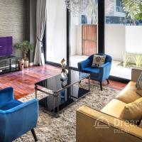 Dream Inn Dubai Apartments - City Walk, Ultra-modern & Luxury