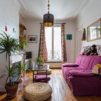 Lovely flat - La Villette Paris